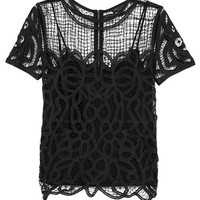 Rag & Bone - Nancy Blouse, Black
