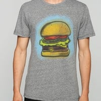 Junk Food Airbrush Hamburger Tee - Urban Outfitters