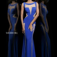 Sherri Hill Dress 4313 at Prom Dress Shop