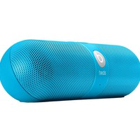 Beats Pill Portable Bluetooth Speaker (Neon Blue)
