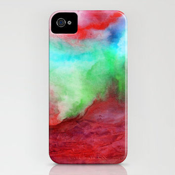 The Red Sea iPhone Case by Jacqueline Maldonado | Society6