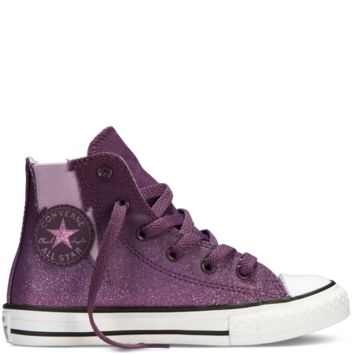 Converse - Chuck Taylor All Star Boltz 4-12 Yr - Elderberry - Hi