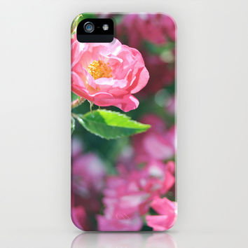 Lily Pulitzer Roses iPhone & iPod Case by goguen | Society6