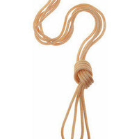 Philippe Audibert | Kaa gold-plated knotted necklace | NET-A-PORTER.COM