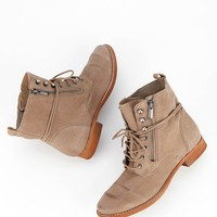 Sam Edelman Mackay Lace-Up Boot