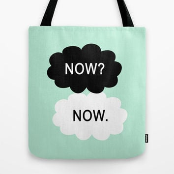 All We Have Is Now Tote Bag by BeautifulHomes | Society6