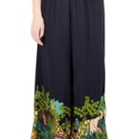LIMITED EDITION THE JUNGLE WIDE LEG PANT