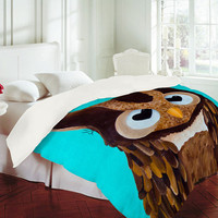 Owl bed sheets