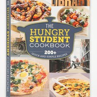 The Hungry Student Cookbook By Spruce - Urban Outfitters