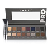 LORAC PRO Eyeshadow Palette 2 With Mini Eye Primer