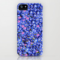 FORGET-ME-NOT FANTASY iPhone & iPod Case by Catspaws | Society6