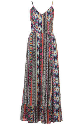 Tribal Maxi Dress by Rare** - New In This Week - New In - Topshop USA