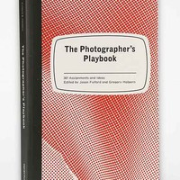 The Photographer's Playbook: 307 Assignments And Ideas By Jason Fulford & Gregory Halpern - Urban Outfitters