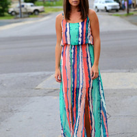 Touch of Summer {Maxi}