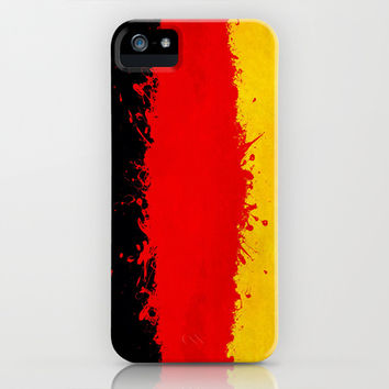 Germany iPhone & iPod Case by Nicklas Gustafsson