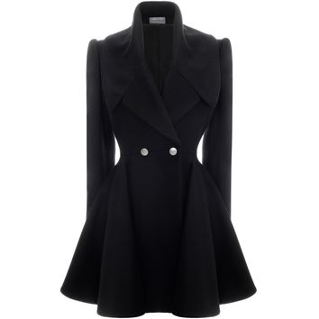Women Coat - Women Jackets & coats on ALEXANDER MCQUEEN Online Store