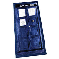 Doctor Who Beach Towel -
