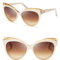 Dior Glisten Cat Eye Sunglasses