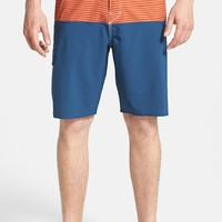 Quiksilver Waterman Collection 'Blueprint' Board Shorts (Online Only)