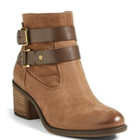 Franco Sarto 'Linden' Leather Bootie (Women)