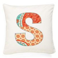 Levtex 'Letter' Accent Pillow