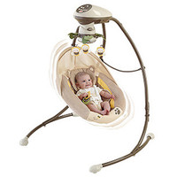 Walmart: Fisher-Price - My Little Snugabear Cradle 'n Swing