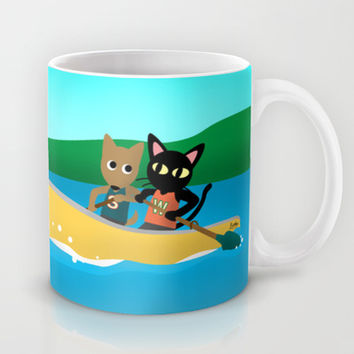 Rowing Mug by BATKEI