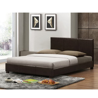 Baxton Studio Pless Modern Bed