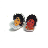 Leroy's Place: Royalty Earrings