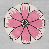 Plum & Bow Cosmic Flower Bath Mat - Urban Outfitters