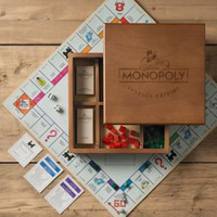 Vintage Edition Monopoly?- | Vintage Games | Restoration Hardware