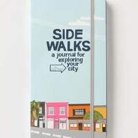 Sidewalks: A Journal For Exploring Your City - Anthropologie.com
