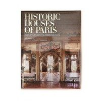 Alain Stella &amp; Francis Hammond HIstoric Houses of Paris | Kirna Zabete