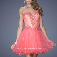 La Femme 20656 at Prom Dress Shop
