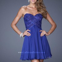La Femme 20616 at Prom Dress Shop