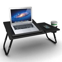 Atlantic 17-in. Laptop Tray (Black)