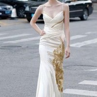 Brace fish tail Gown [Even428073] - $119.99 :