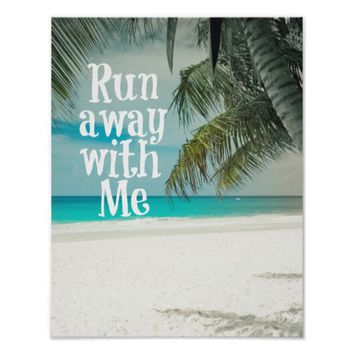 Run Away with Me Beach