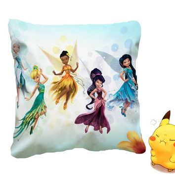 Tinkeperi Disney Fairies Pillow Cover kachupillow