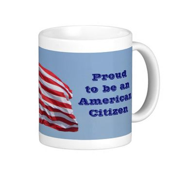 2014 American Citizen Mug