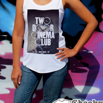 Two Door Cinema Club Tank Top - Punk Rock Music T Shirts and Tanks