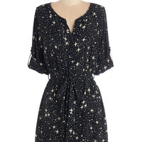 ModCloth Cosmic 3 Briolette It Shine Tunic
