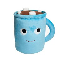 "Yummy World Coco Hot Chocolate 10"" Designer Plush"