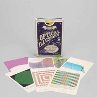 Mensa Optical Illusion Card Set - Urban Outfitters