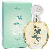 Little Mermaid for Women Gift Set - 1.7 oz EDT Spray + 2.5 oz Shower Gel + Lunchbox