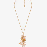 Key Charm Necklace | FOREVER21 - 1017387936