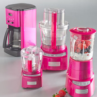 Cuisinart Metallic Pink Kitchen Appliances - Neiman Marcus