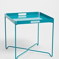 Metal Tray Table-