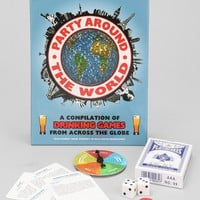 Around The World Party Game Set - Urban Outfitters