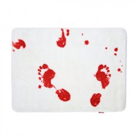 Blood Bath - Bath Mat | spinninghat.com